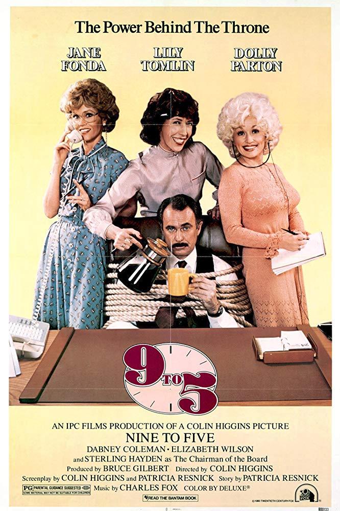 """Filmplakat von """"9 to 5"""""""